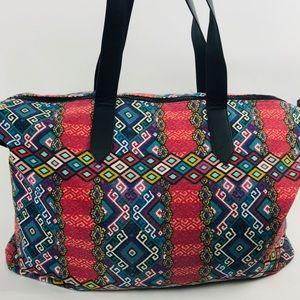df37c36a6b1e Large Weekender Messenger Duffle Bag